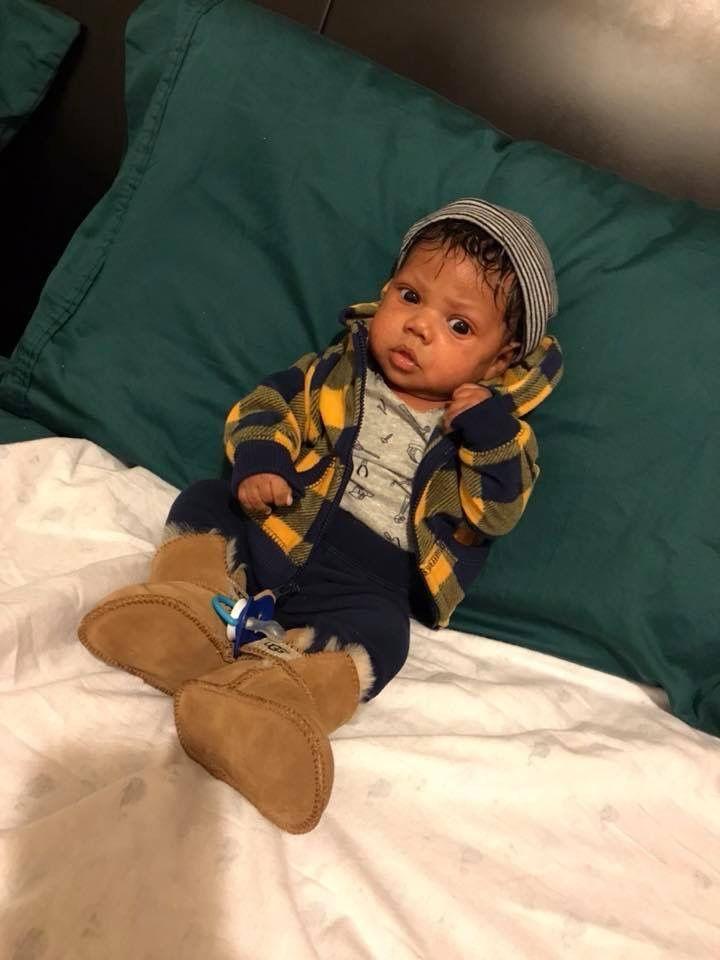 Pin By Kaycedes On Son Son Baby Boy Swag Cute Black Babies Baby Boy Fashion