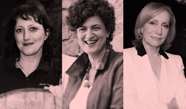 Top 3 Italian winemakers women from #Tuscany interview - #wine - @Chianti Classico @Brunello Montalcino @consorzionobile on @Sarah Wideman