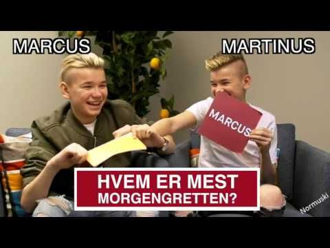 Marcus & Martinus at show in Finland - 1st November 2016 - YouTube