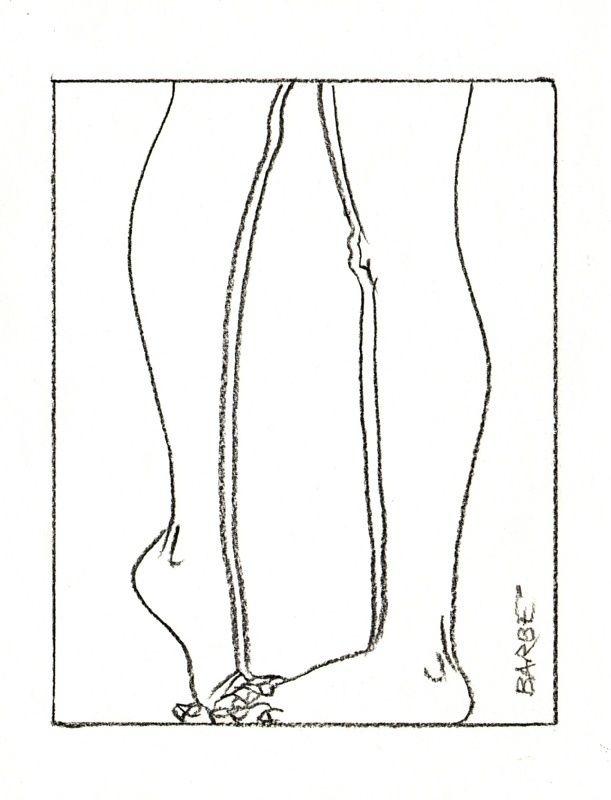 Barbe illustration 5 in Illustration