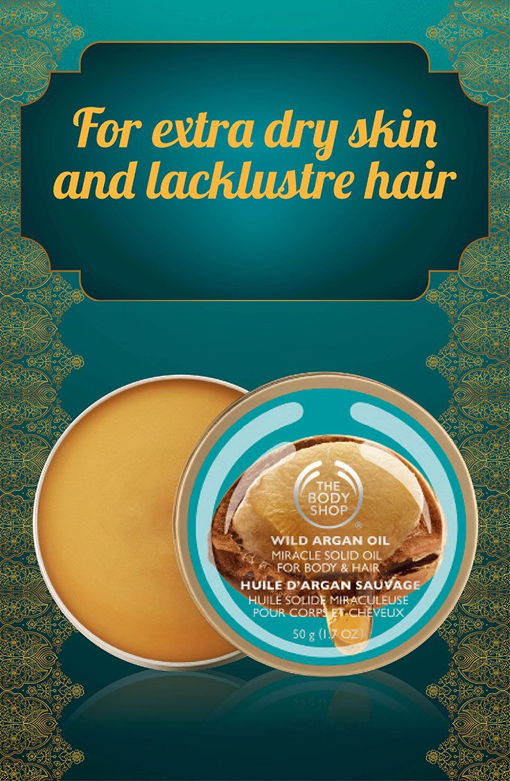 Enjoy a full body massage and cleanse with this luxurious bar, enriched with Community Fair Trade wild argan oil from Morocco. 50 g/R110.00 RRP