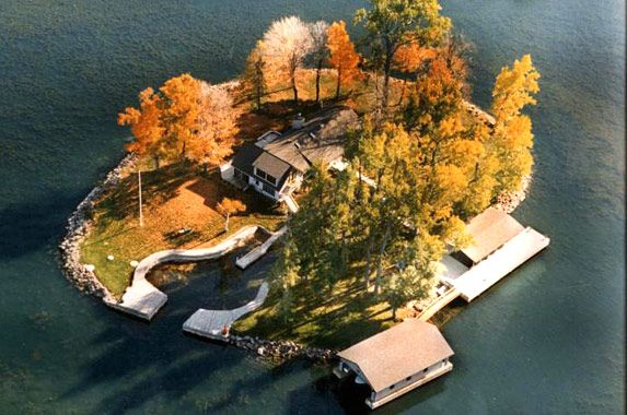 Islands for sale – Private island homes