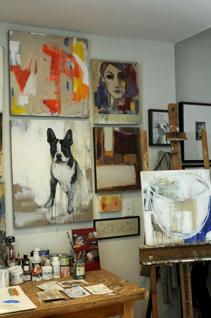 Art Studio Apartment Ideas