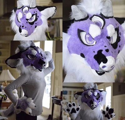I like the third eye ️️ | Fursuits and other animal ...