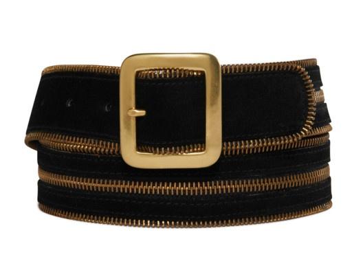 Suede Zipper Belt: Winters Brittany, Jj Winters, Belts Belts, Cinturones Belts, Zippers