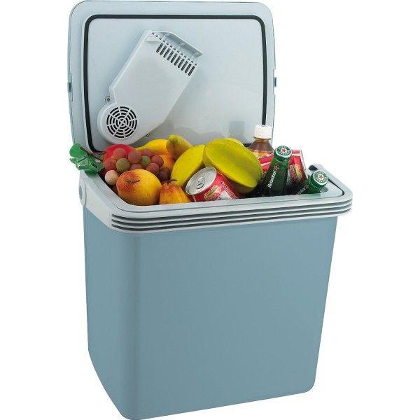 #KÜHLBOX / elektr. #KÜHLTASCHE - #12V / 230V (32 Liter, Thermobox,  Auto #Camping Box, Mini #Kühlschrank)