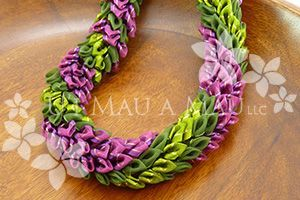 U'i Mau a Mau – Ribbon Lei Gallery – Page 5 – …