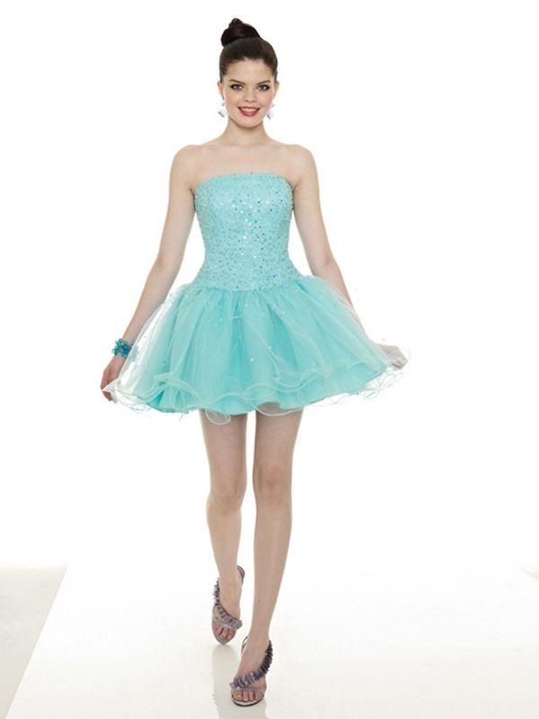 109 besten Prom Dresses Bilder auf Pinterest | Abschlussball kleid ...