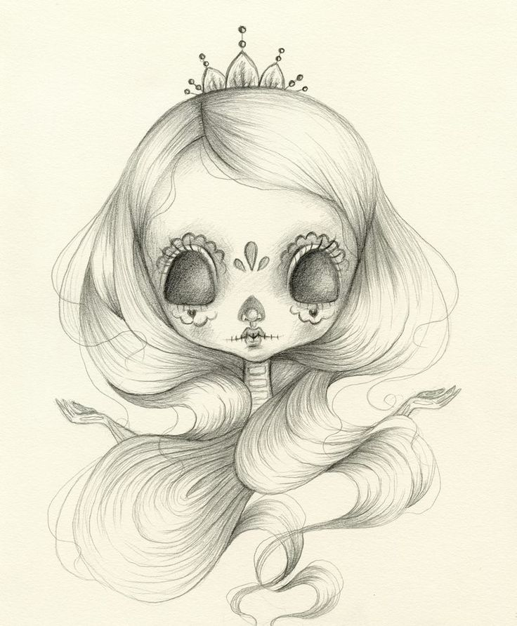 by Lauren Saxton #illustration #drawing