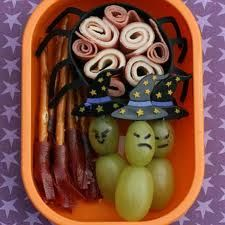 halloween-lunch - Google Search