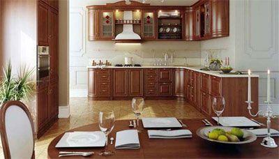 nice kitchen set design