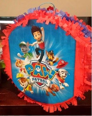 """My middle son Alex has been all about the Nick Jr show """"Paw Patrol"""", so it was no surprise to me when he decided that was the theme he w..."""