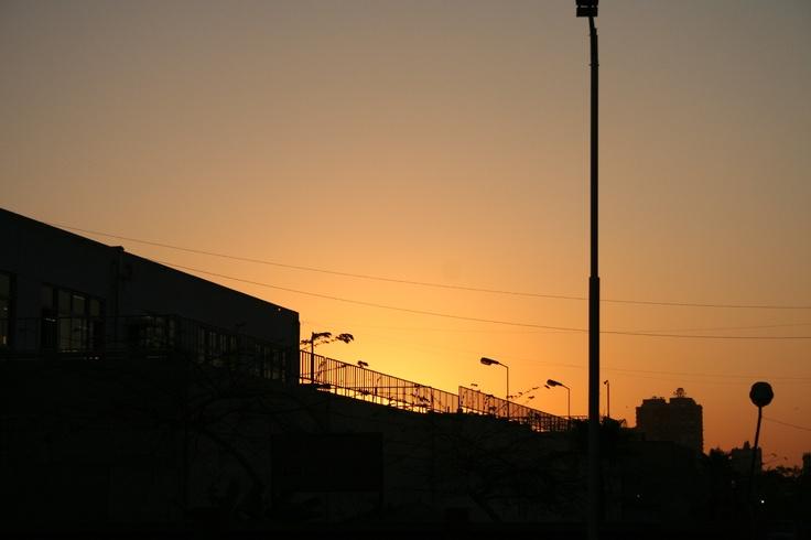 Dawn @ Cairo