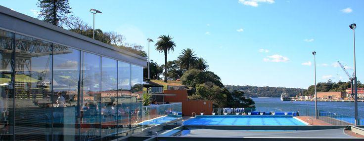 Poolside Cafe – Woolloomooloo, 1C Mrs Macquarie's Rd