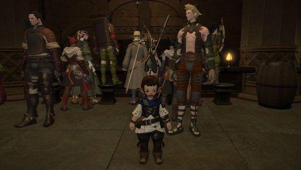 Final Fantasy 14: A Realm Reborn review | GamesRadar