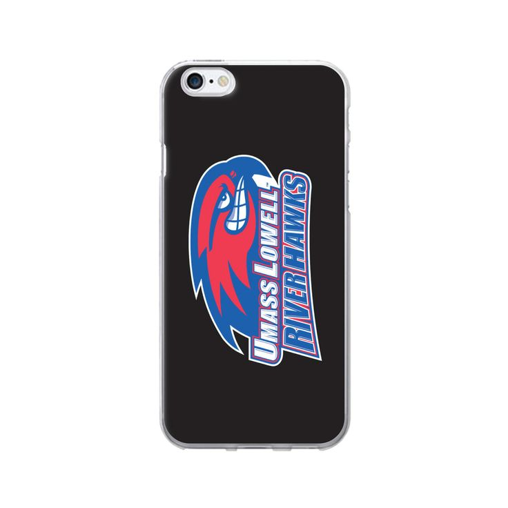 University of Massachusetts - Lowell Black Phone Case, Classic - iPhone 7/7S
