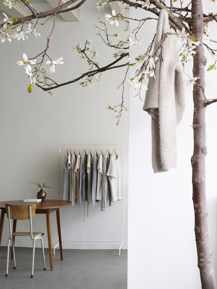 AnoukB Interior Design for Anecdote Showroom