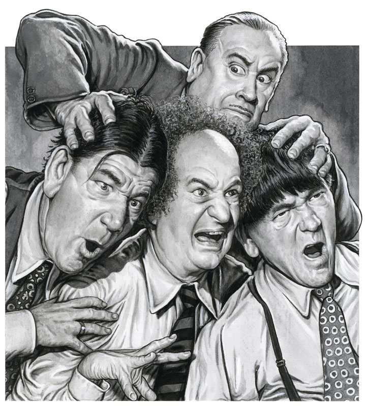 208 best woodburning people images on pinterest painting for The three stooges coloring pages