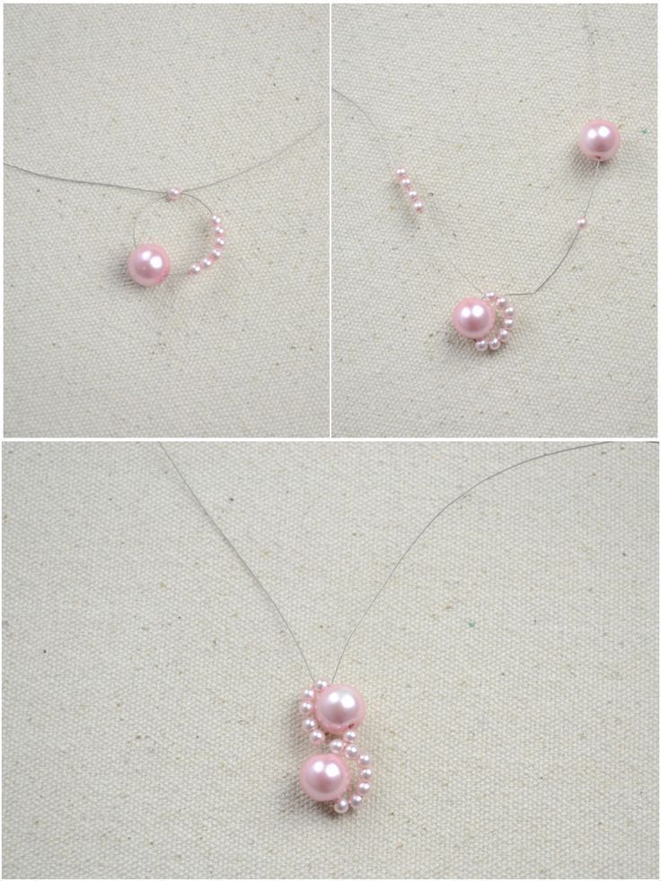 DIY Armbänder mit Perlen gewelltes Armband Craft für Kinder – Pa   – Handarbeiten