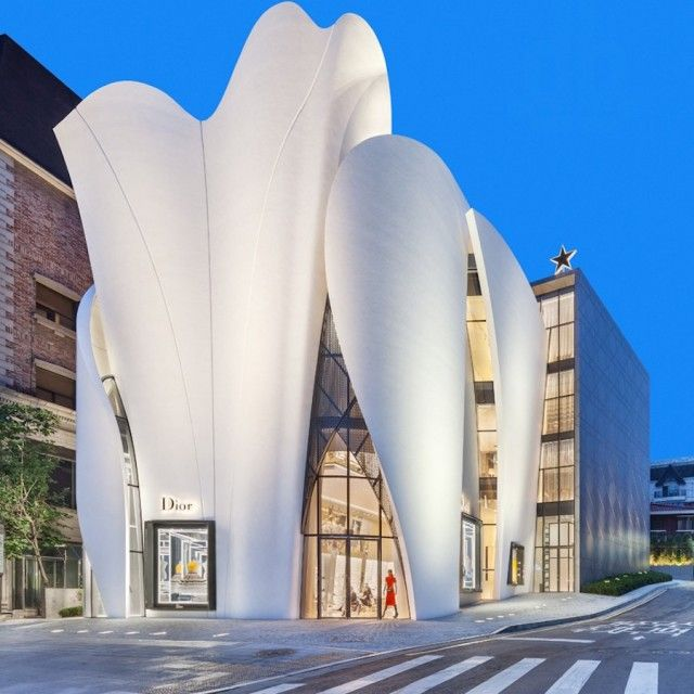 La nouvelle boutique Dior à Séoul | Helloo Designer