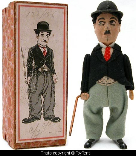 Charlie Chaplin - made in Germany - probably 1930s