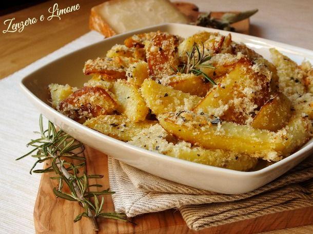 Le patate rosticciate al pecorino sono un contorno molto appetitoso che risveglierà il vostro appetito in un baleno. Provatelo e mi darete ragione.