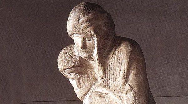 La Pietà Rondanini di Michelangelo