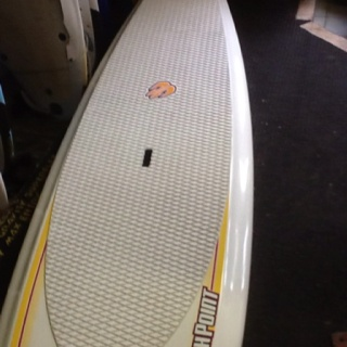 We got new sup rentals there light and fast