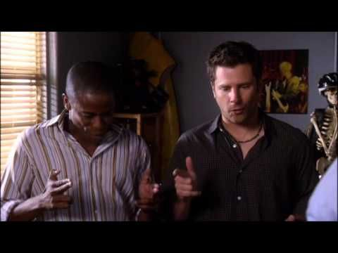 "Video compilation of some of the different versions of the ""Psych"" theme song."