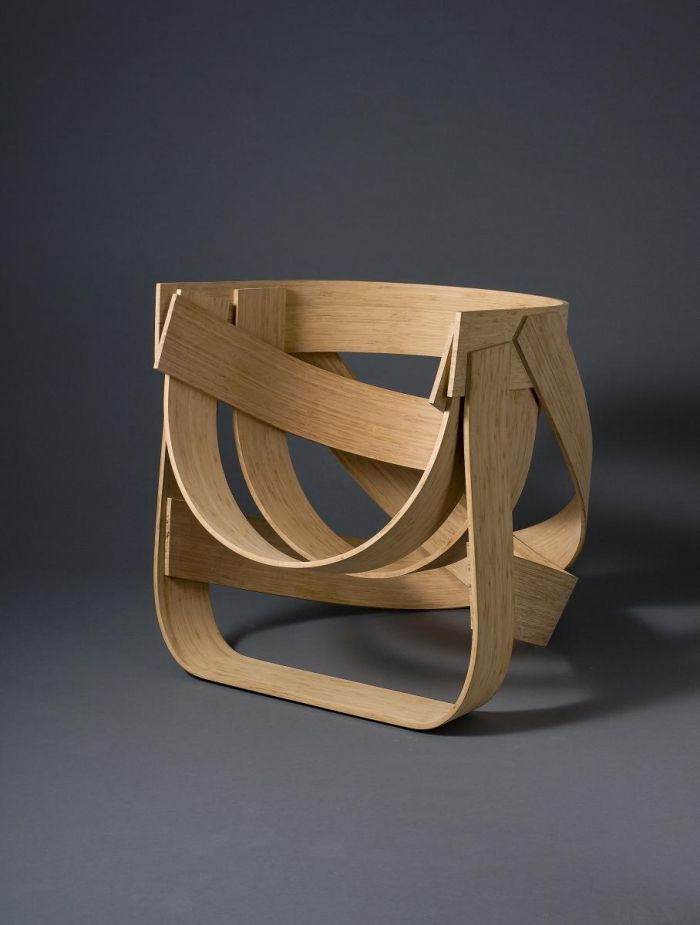 design du bambou,sièges, Bamboo Chair, Téjo Rémy, René Veenhuizzen