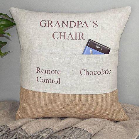 Unique Gift Idea for Grandpa, Grandad or Dad. Unusual Present idea for Birthdays…