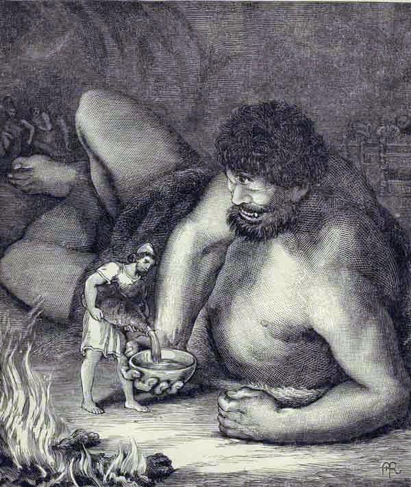 Ο Οδυσσέας ήταν Ένας μα ο Πολύφημος..κανένας! | Πλατφόρμα «Αίσωπος» - Ψηφιακά Διδακτικά Σενάρια