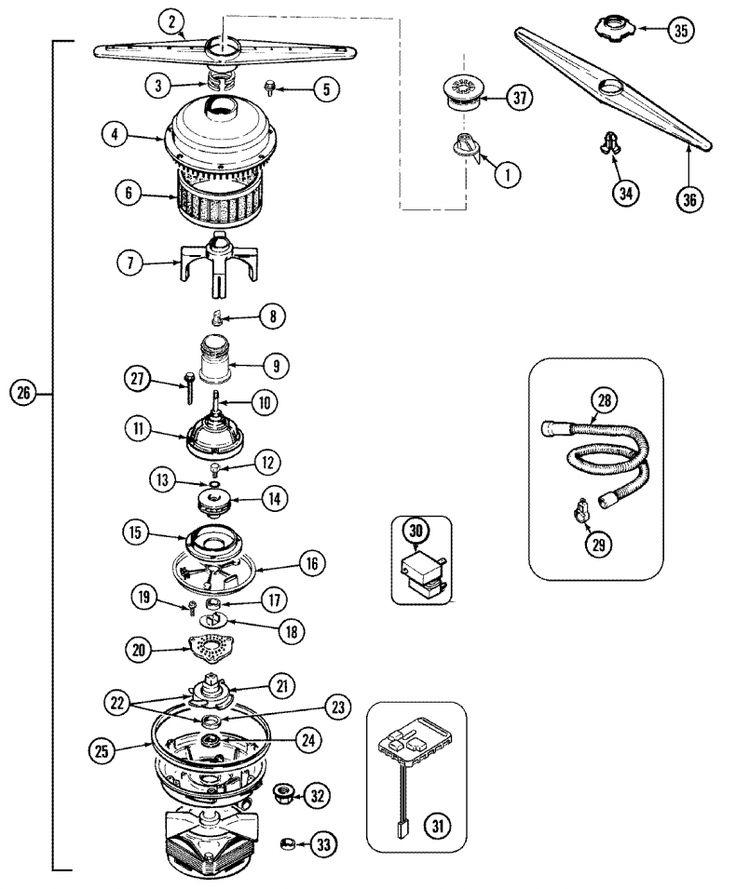 Best 25+ Maytag dishwasher parts ideas on Pinterest How brita - dishwasher job description