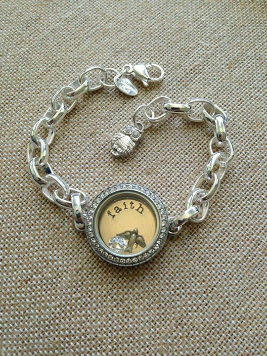 #Origami #Owl #Bracelet, coming in November!!  Be a Great Christmas Gift. www.asaylor.origamiowl.com      Be the First to have one of these Bracelets!