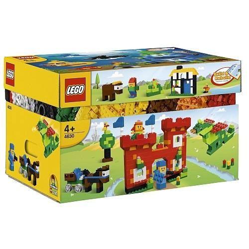 LEGO BRICKS & MORE PROMO L 4630 BUILD PLAY BOX #4630 | Toys-shop.gr