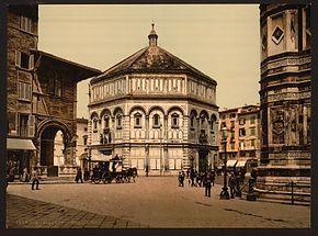 Battistero di San Giovanni (Firenze) - Wikipedia