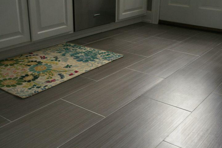 kitchen tile floor - fabrique from DAL Tile
