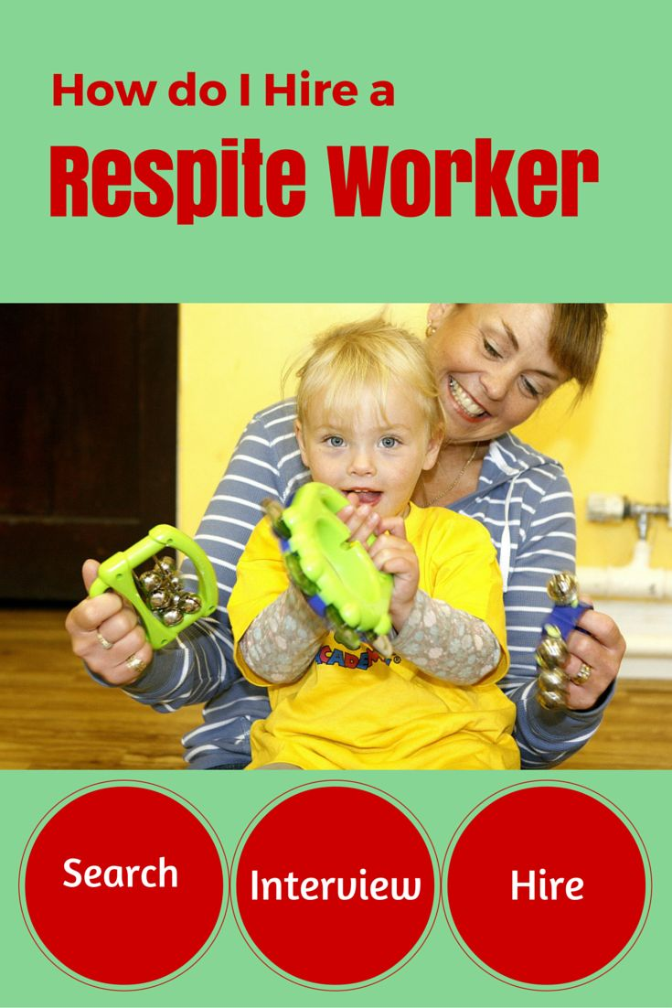 Do you need a Respite Worker? Find out how to recognize when you need one, where to find one, Interviewing and hiring. Not to mention the funding.