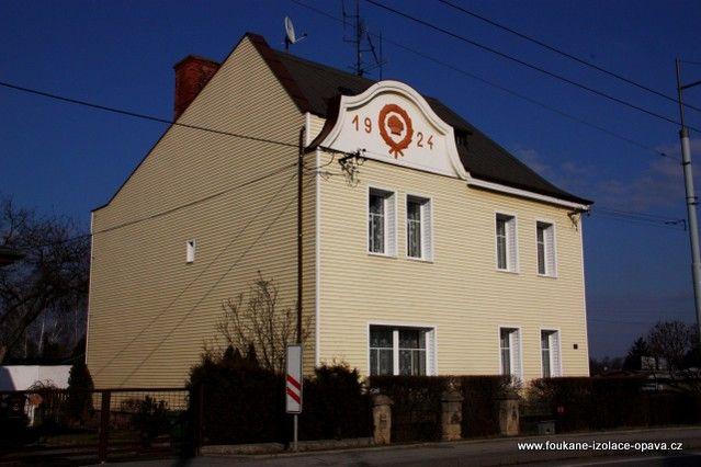 Větrané fasády
