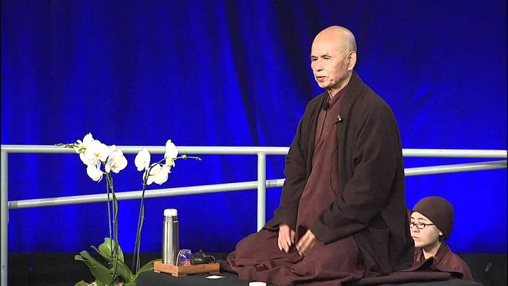 Mindfulness as a Foundation for Health: Thich Nhat Hanh and Health@Google, via YouTube.