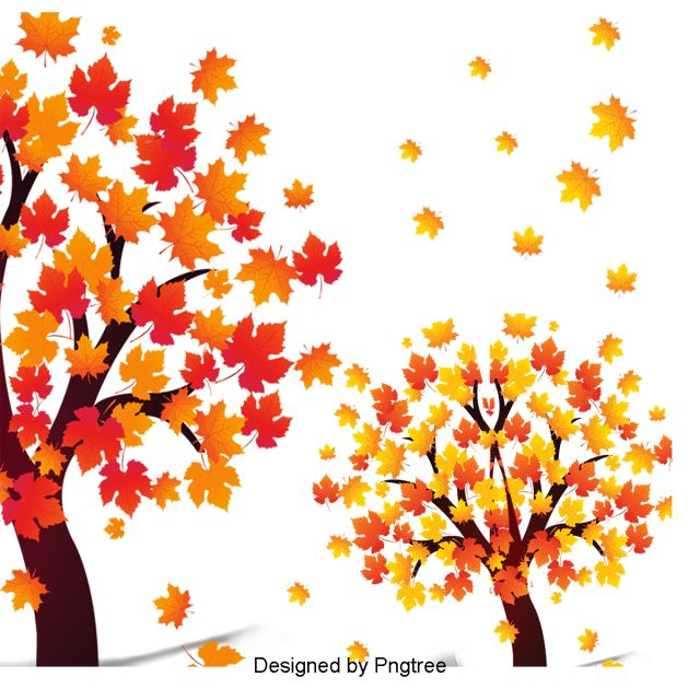 Simple Cartoon Hand Painted Autumn Element Design Simple Hand Painted Cartoon Png Transparent