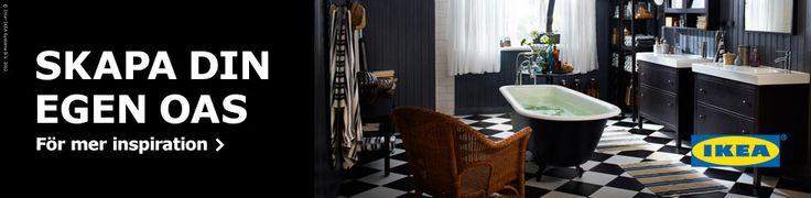 Romantiskt badrum att drömma om - Sköna hem
