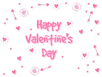 Happy Valentine's Day to all!