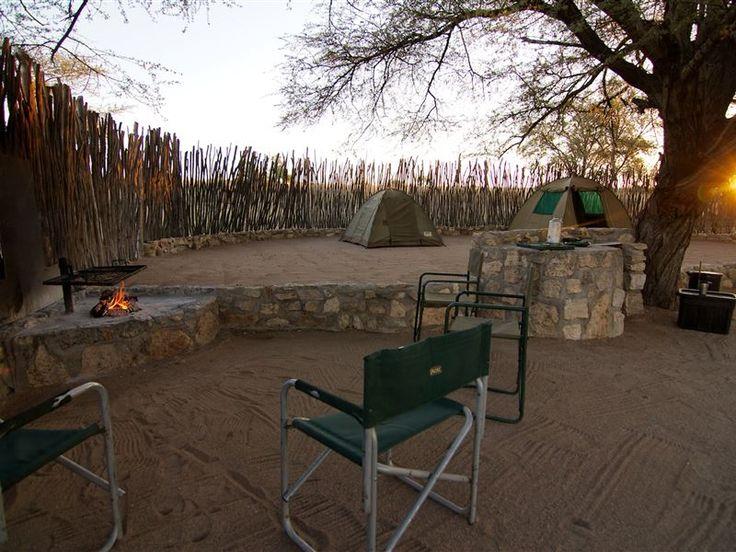 Agama River Camp, Sesriem, Namibia