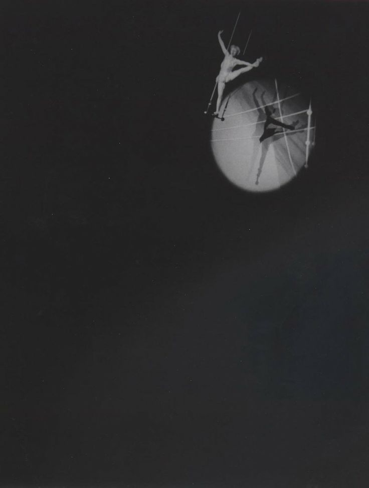 Bill Brandt (British, b. Germany, 1904-1983) Circus, 1930's