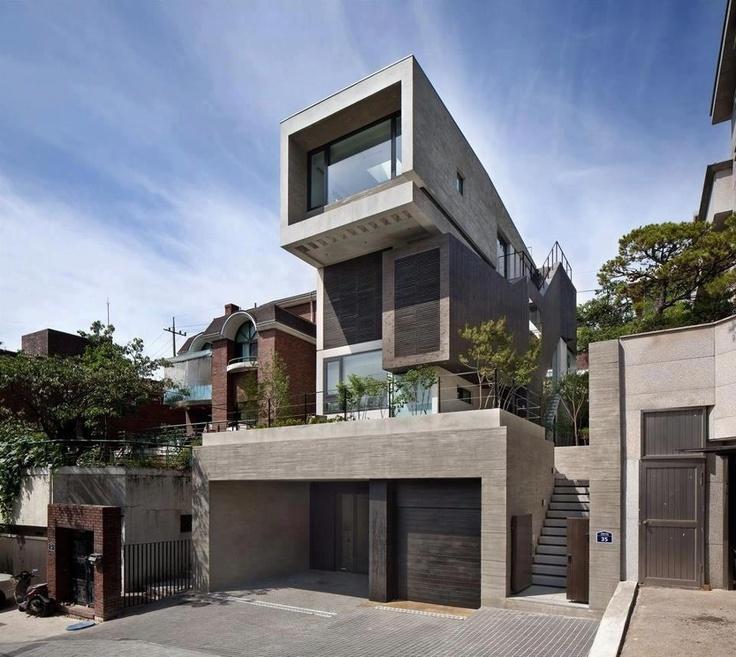Small modern architecture