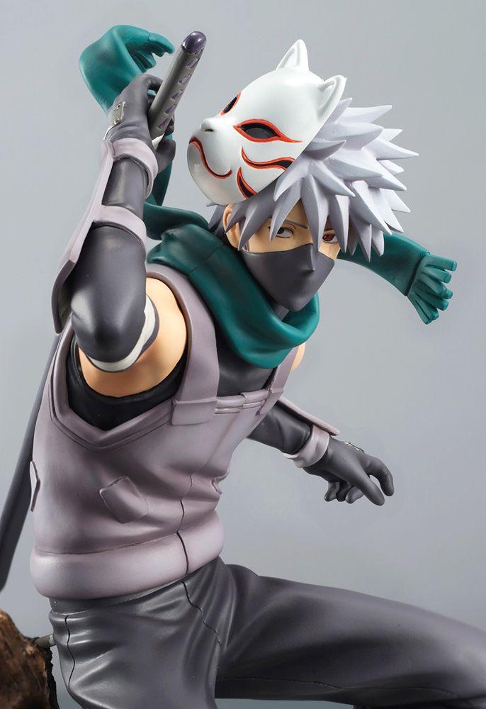 MegaOtaku - G.E.M. Series Naruto Shippuden HATAKE KAKASHI Anbu Version