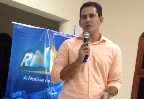 """BLOG DJ AILDO: Jornalista Francisco Júnior lança livro """"RN TV – A..."""