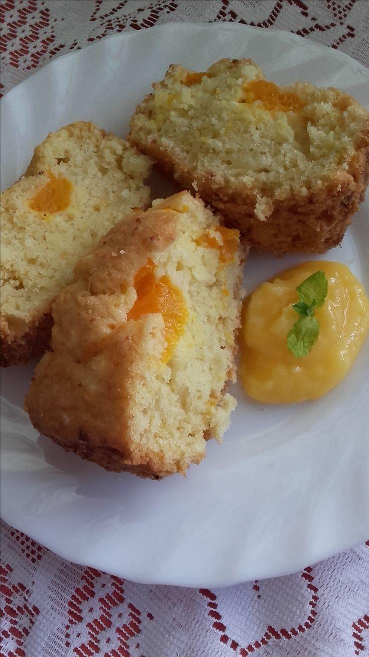Mandarinos túrós süti