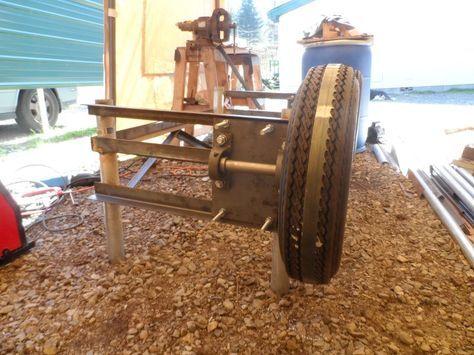 Home Made Sawmill